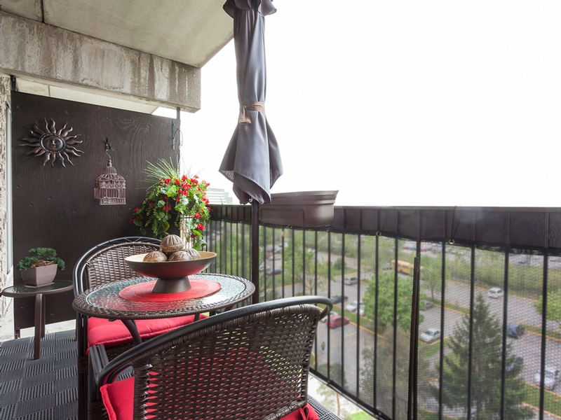 3 bedroom Apartments for rent in Laval at Habitations Des Chateaux - Photo 03 - RentQuebecApartments – L6069