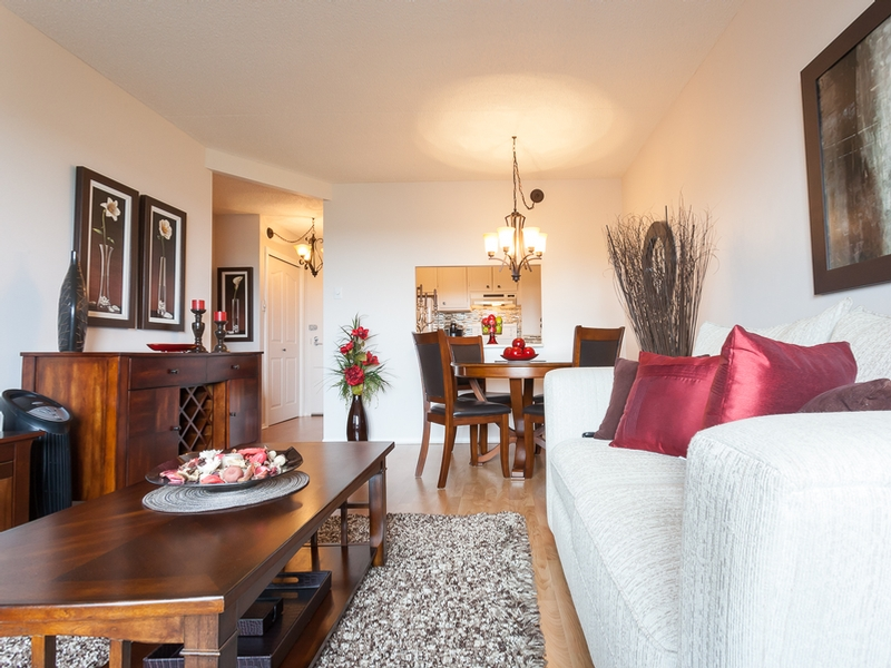 3 bedroom Apartments for rent in Laval at Habitations Des Chateaux - Photo 05 - RentQuebecApartments – L6069