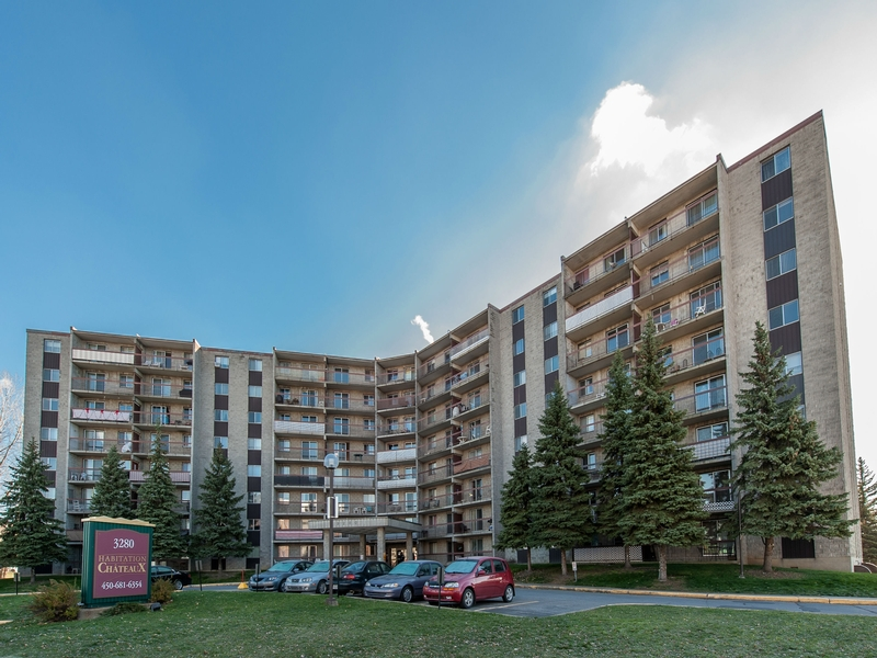 3 bedroom Apartments for rent in Laval at Habitations Des Chateaux - Photo 10 - RentQuebecApartments – L6069