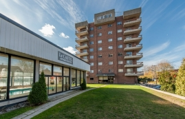1 bedroom Apartments for rent in Laval at Le Castel de Laval - Photo 01 - RentQuebecApartments – L6086