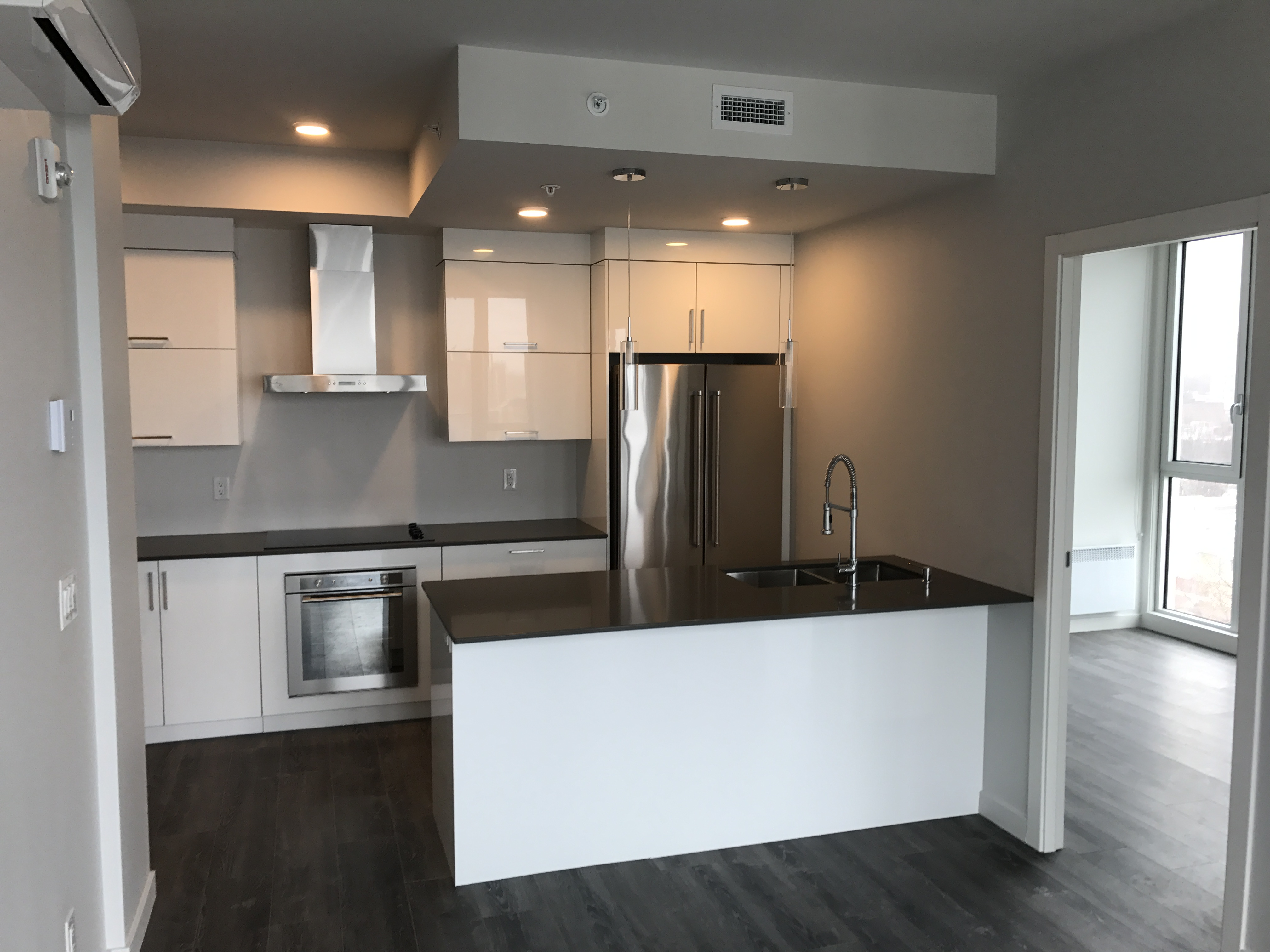 luxurious 2 bedroom Apartments for rent in Montreal (Downtown) at Le Rubic - Photo 05 - RentQuebecApartments – L198458