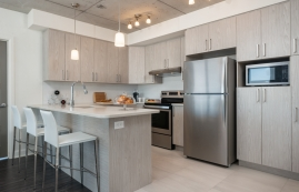 2 bedroom Apartments for rent in Laval at Axial Towers - Photo 01 - RentQuebecApartments – L401510