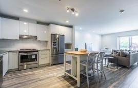 luxurious Studio / Bachelor Apartments for rent in Brossard at Le Saint-Laurent - Photo 01 - RentQuebecApartments – L401222