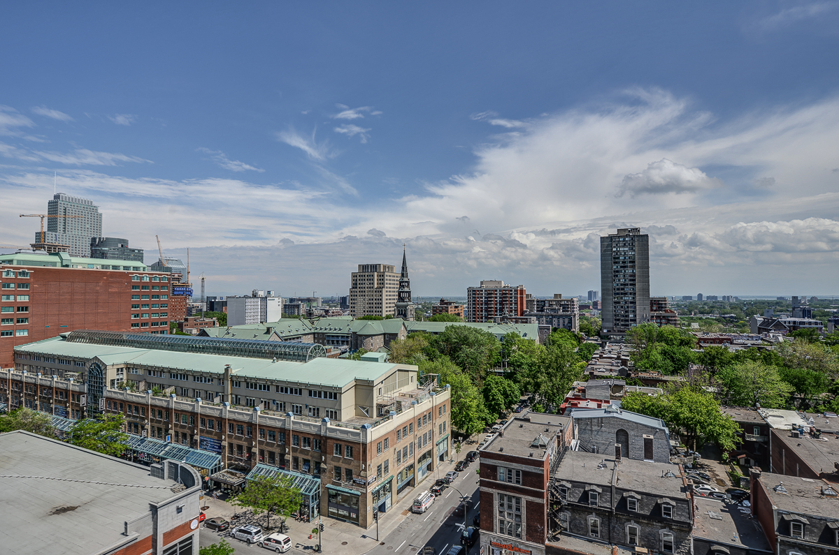 1 bedroom Apartments for rent in Montreal (Downtown) at 1420 St Mathieu - Photo 02 - RentQuebecApartments – L125118