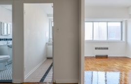 Studio / Bachelor Apartments for rent in Notre-Dame-de-Grace at Longpre - Photo 01 - RentQuebecApartments – L1035