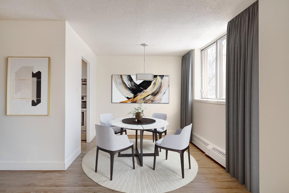 Studio / Bachelor Apartments for rent in Nuns' Island at Hi-Rise 4 - Photo 08 - RentQuebecApartments – L407154