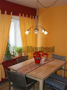 1 bedroom Apartments for rent in Notre-Dame-de-Grace at Tour Girouard - Photo 02 - RentQuebecApartments – L788