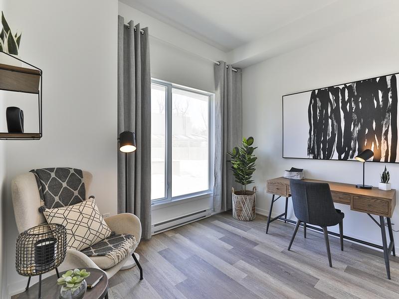 2 bedroom Apartments for rent in Repentigny at Liveo - Photo 12 - RentQuebecApartments – L405446