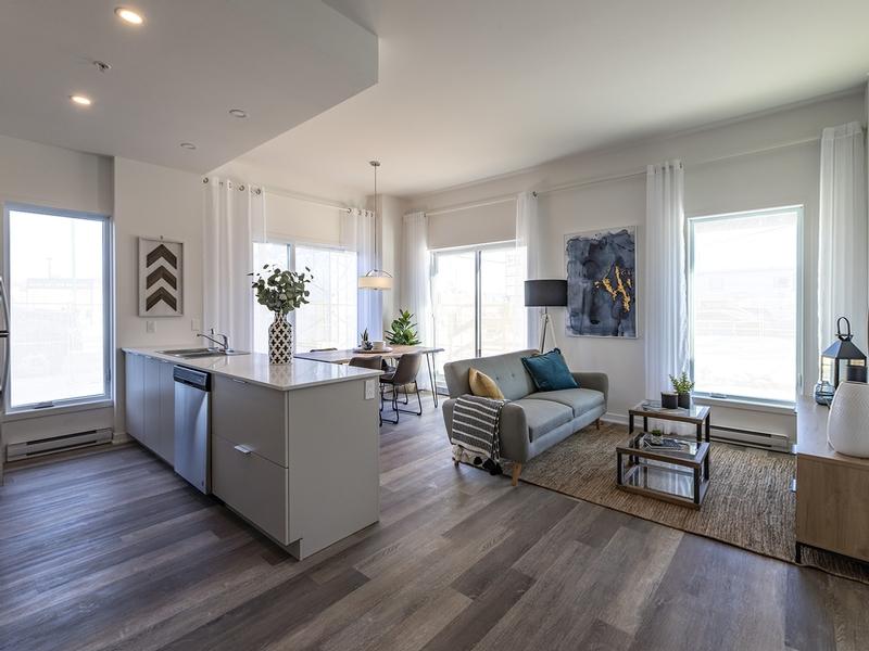 2 bedroom Apartments for rent in Repentigny at Liveo - Photo 10 - RentQuebecApartments – L405446