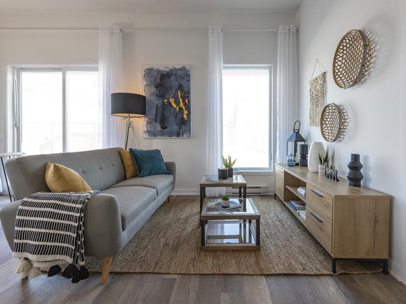2 bedroom Apartments for rent in Repentigny at Liveo - Photo 07 - RentQuebecApartments – L405446