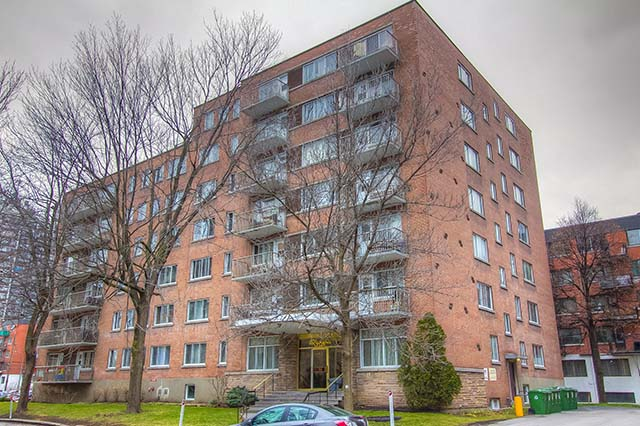 Studio / Bachelor Apartments for rent in Montreal (Downtown) at Riviera - Photo 01 - RentQuebecApartments – L395996