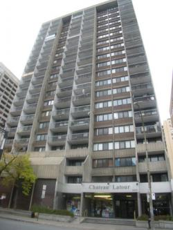 1 bedroom Penthouses for rent in Montreal (Downtown) at 1819 Maisonneuve West - Photo 06 - RentQuebecApartments – L3751