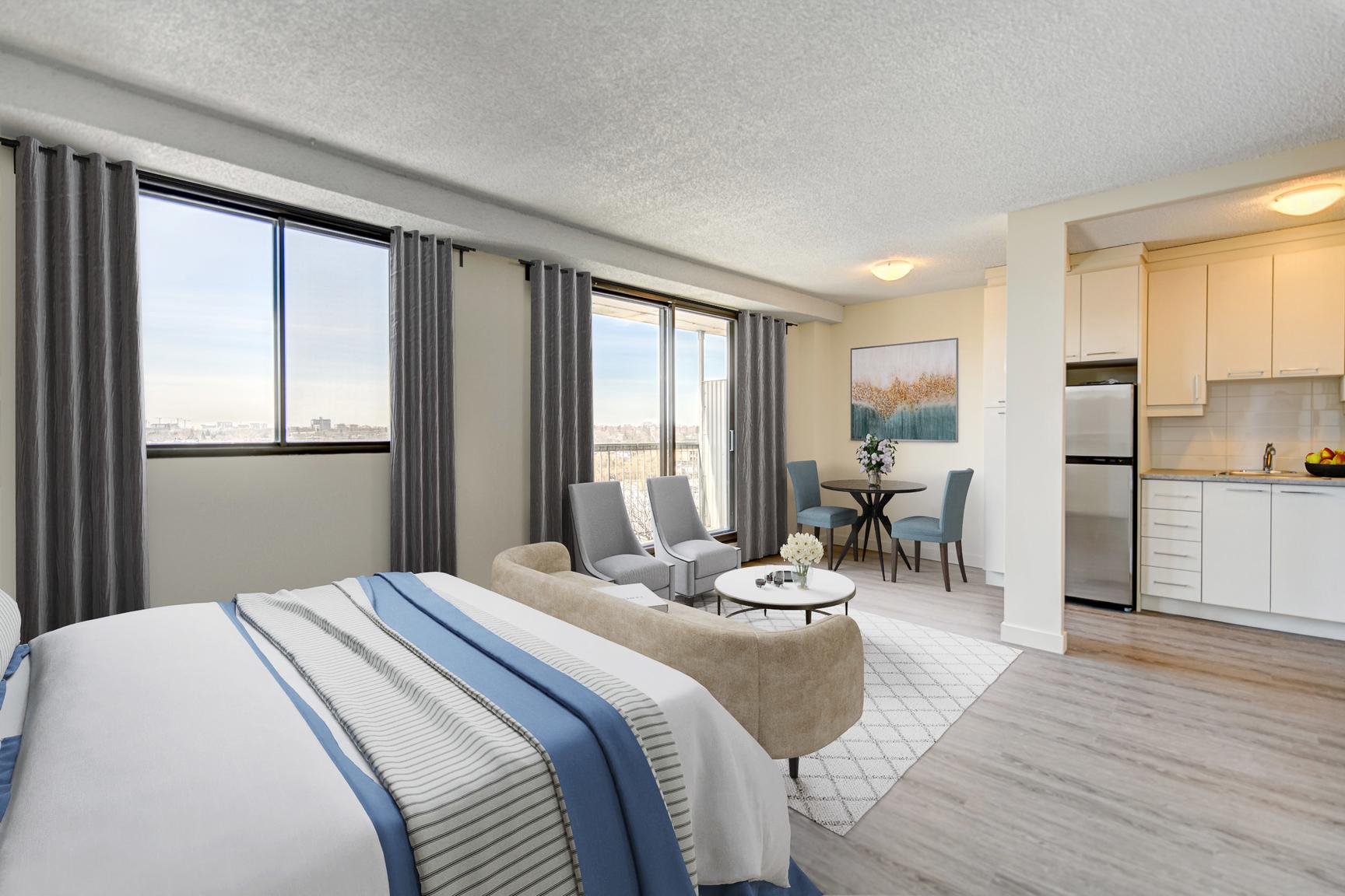 2 bedroom Apartments for rent in Laval at Le Quatre Cent - Photo 08 - RentQuebecApartments – L407185