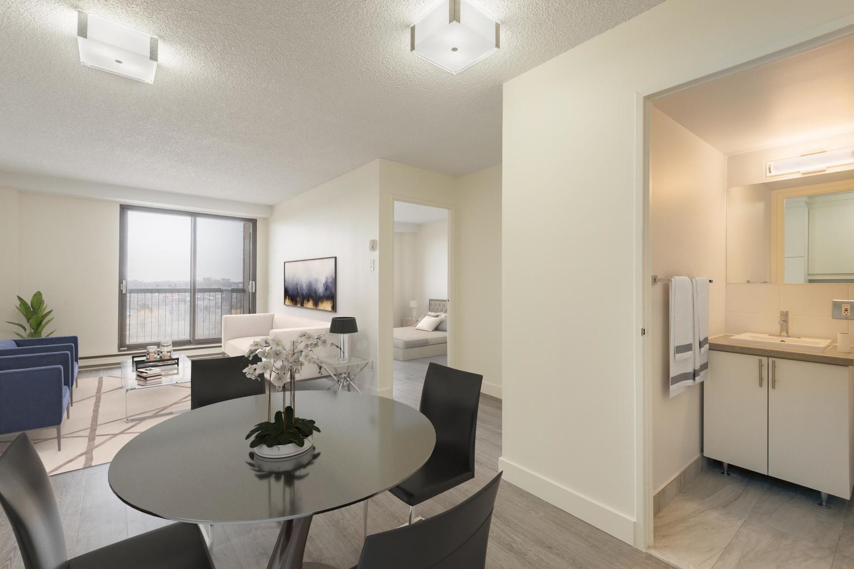 2 bedroom Apartments for rent in Laval at Le Quatre Cent - Photo 11 - RentQuebecApartments – L407185