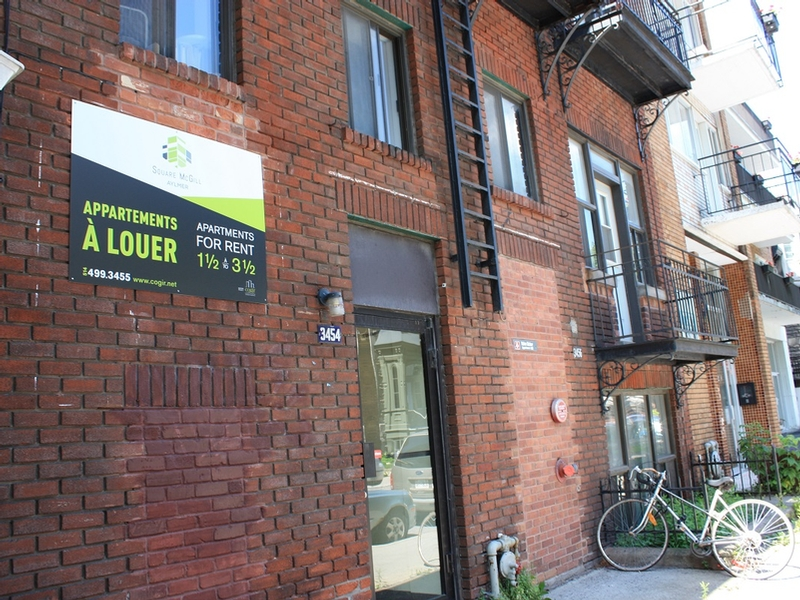 1 bedroom Apartments for rent in Montreal (Downtown) at Aylmer - Photo 04 - RentQuebecApartments – L168578