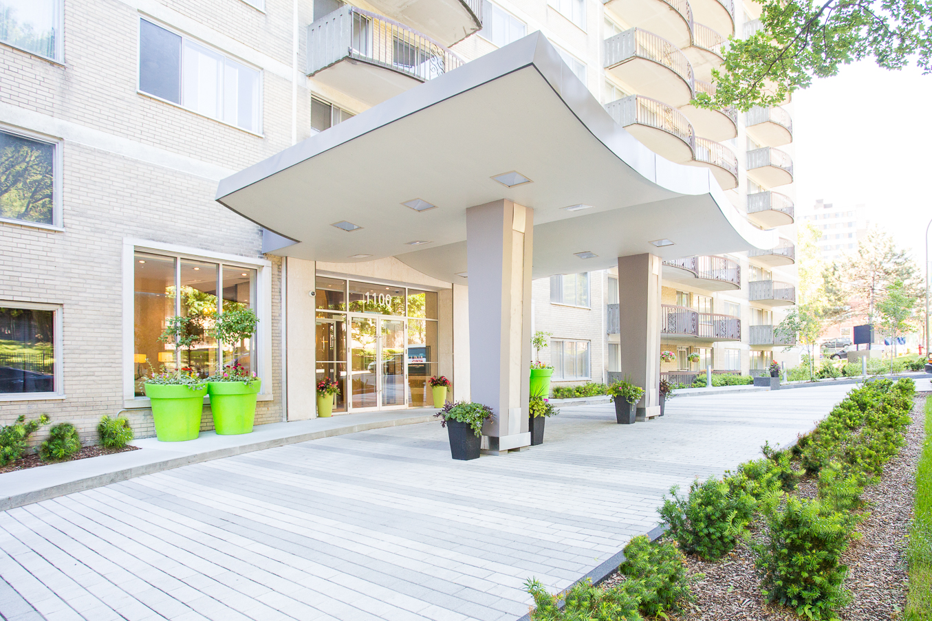 1 bedroom Apartments for rent in Montreal (Downtown) at Luna - Photo 01 - RentQuebecApartments – L4942