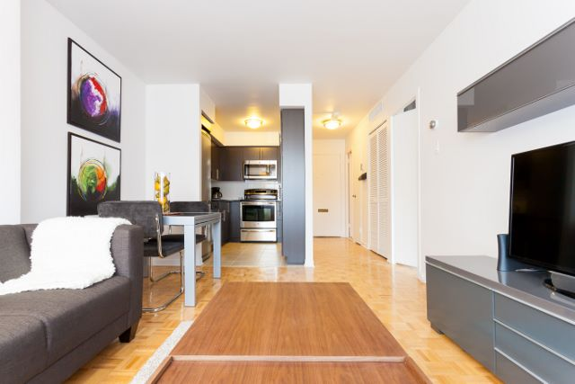 1 bedroom Apartments for rent in Montreal (Downtown) at Luna - Photo 04 - RentQuebecApartments – L4942