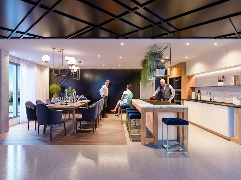 3 bedroom Apartments for rent in Candiac at Mostra Candiac - Photo 05 - RentQuebecApartments – L405436