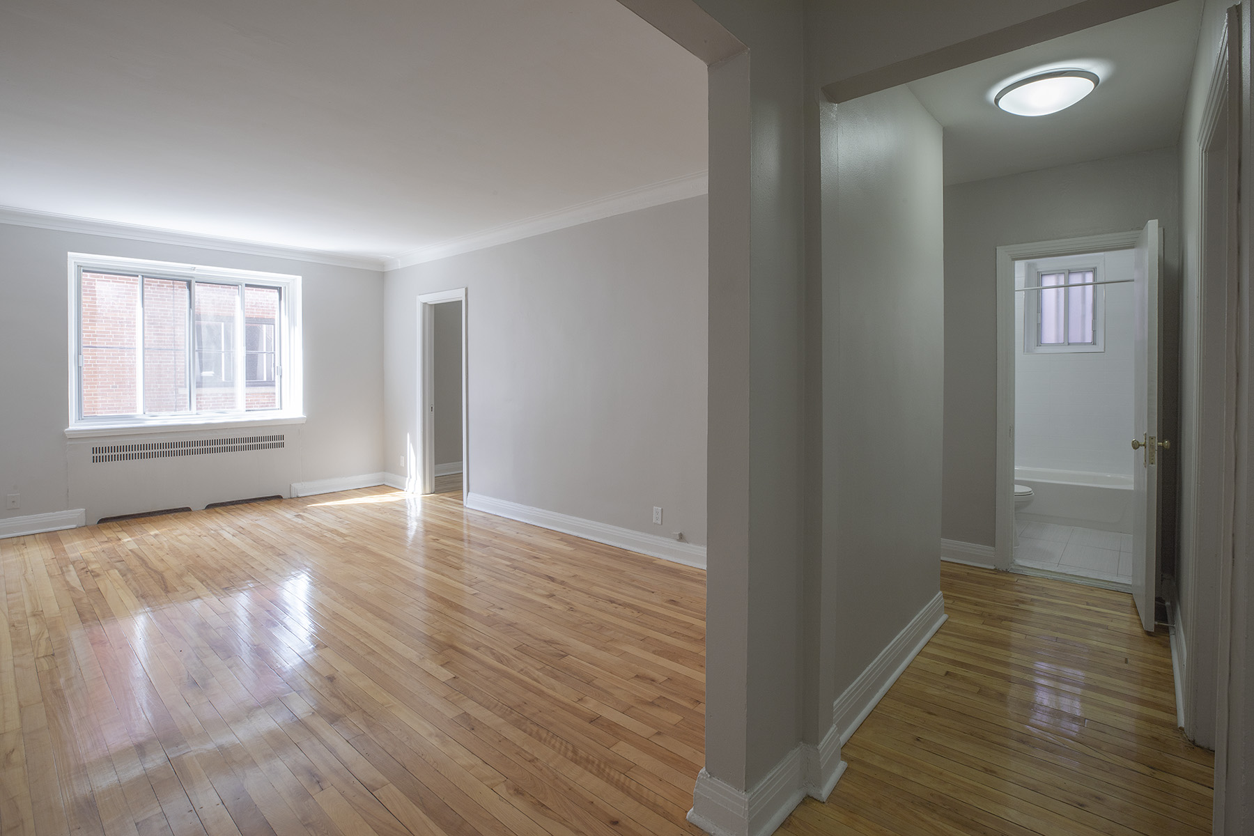 3 bedroom Apartments for rent in Cote-des-Neiges at 5000 Clanranald - Photo 14 - RentQuebecApartments – L401549