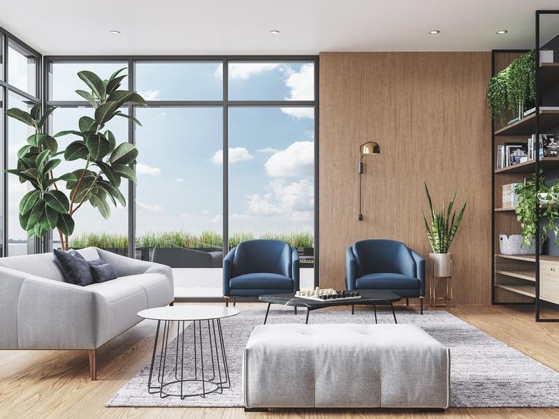 Studio / Bachelor Apartments for rent in Ville St-Laurent - Bois-Franc at Vita - Photo 02 - RentQuebecApartments – L405441