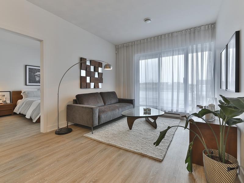 Studio / Bachelor Apartments for rent in Ville St-Laurent - Bois-Franc at Vita - Photo 09 - RentQuebecApartments – L405441