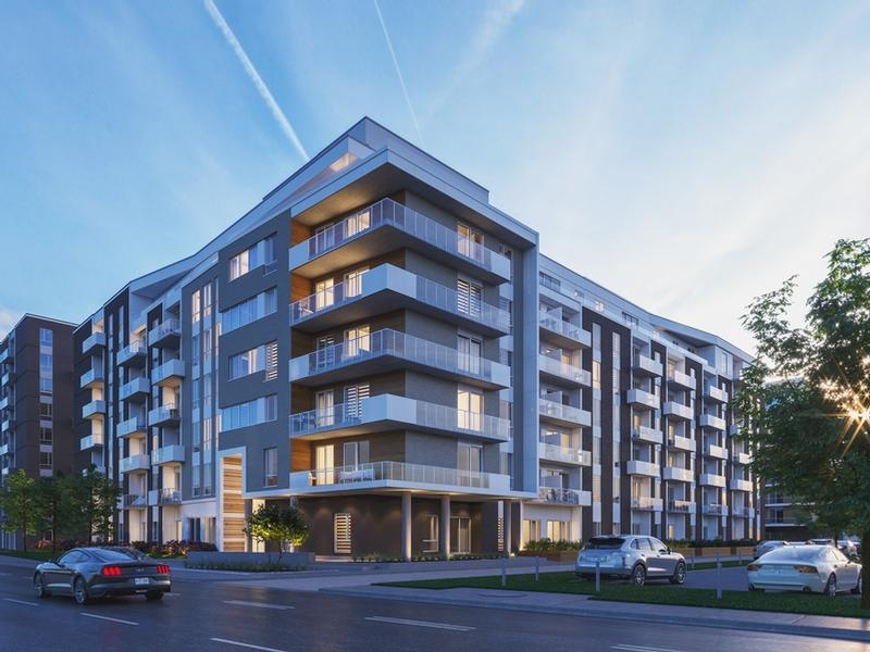 Studio / Bachelor Apartments for rent in Ville St-Laurent - Bois-Franc at Vita - Photo 01 - RentQuebecApartments – L405441