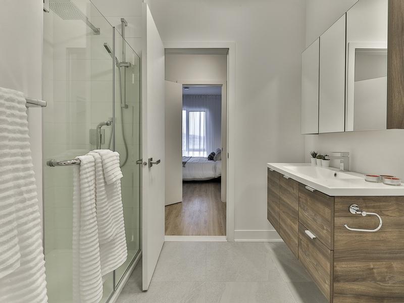 Studio / Bachelor Apartments for rent in Ville St-Laurent - Bois-Franc at Vita - Photo 11 - RentQuebecApartments – L405441