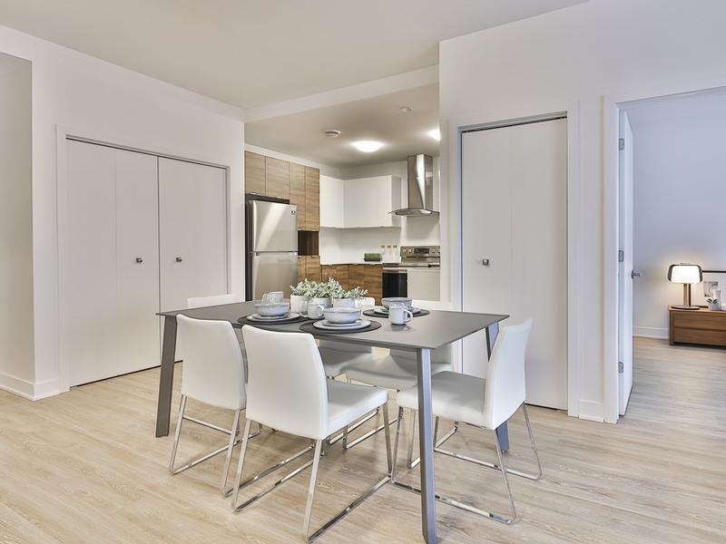 Studio / Bachelor Apartments for rent in Ville St-Laurent - Bois-Franc at Vita - Photo 08 - RentQuebecApartments – L405441