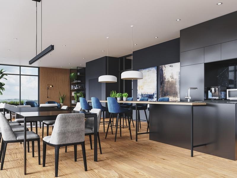 Studio / Bachelor Apartments for rent in Ville St-Laurent - Bois-Franc at Vita - Photo 03 - RentQuebecApartments – L405441