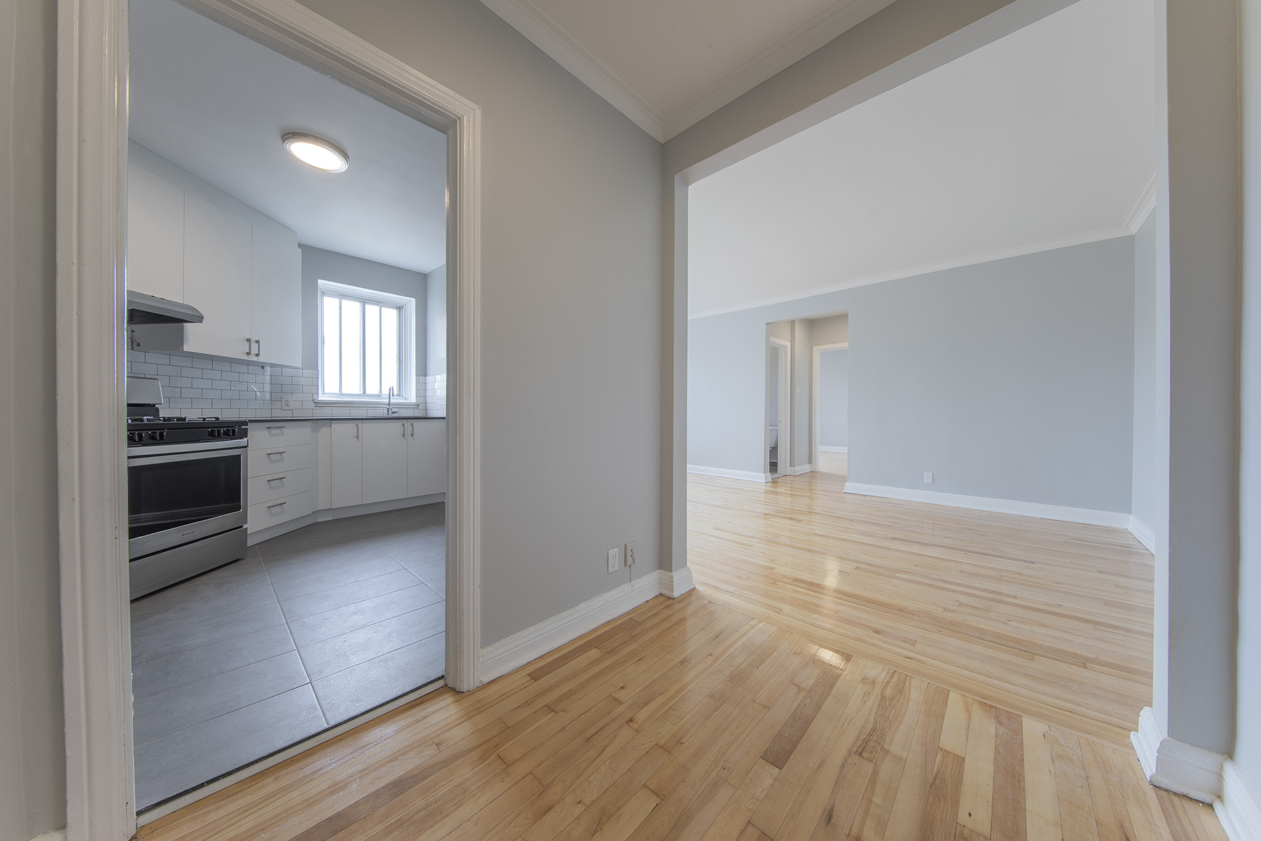 Studio / Bachelor Apartments for rent in Notre-Dame-de-Grace at 6325 Somerled - Photo 04 - RentQuebecApartments – L401539