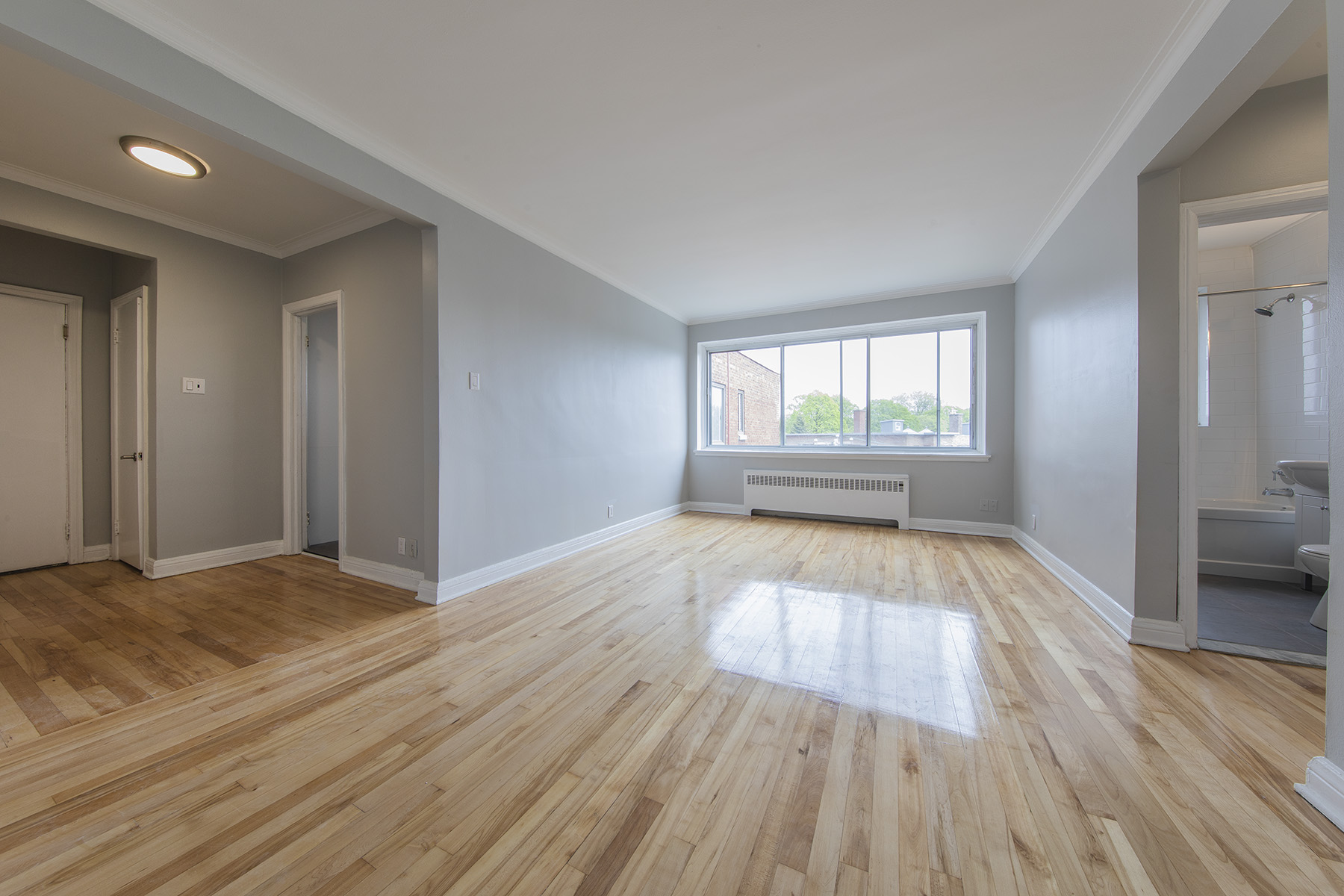 Studio / Bachelor Apartments for rent in Notre-Dame-de-Grace at 6325 Somerled - Photo 03 - RentQuebecApartments – L401539