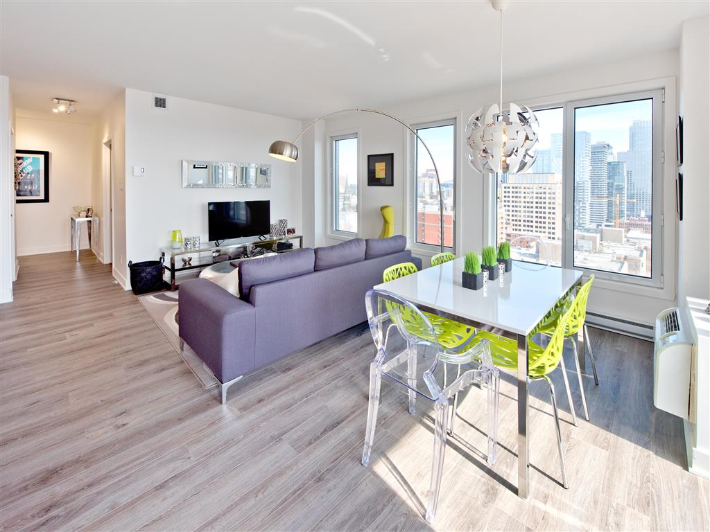 Studio / Bachelor Apartments for rent in Montreal (Downtown) at The Shaughn - Photo 13 - RentQuebecApartments – L406287