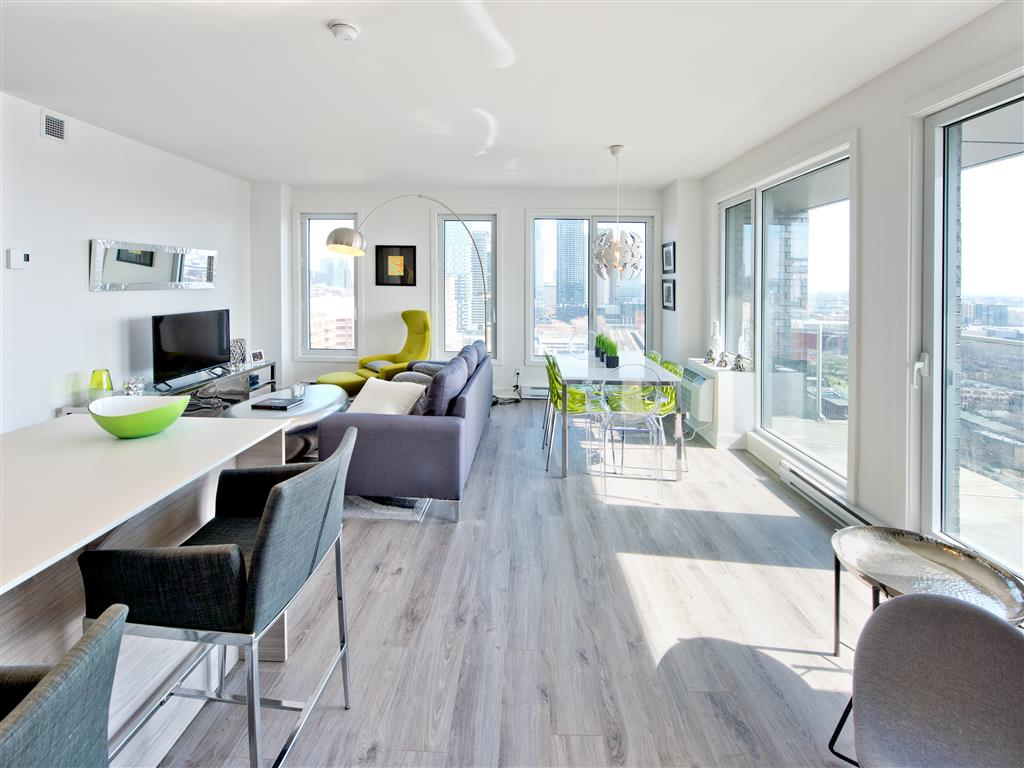 Studio / Bachelor Apartments for rent in Montreal (Downtown) at The Shaughn - Photo 10 - RentQuebecApartments – L406287