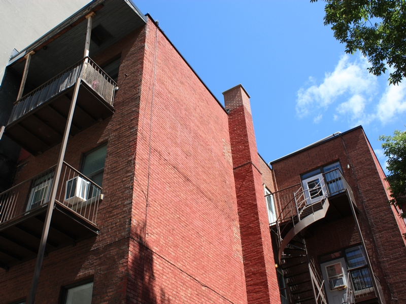 Studio / Bachelor Apartments for rent in Montreal (Downtown) at Aylmer - Photo 03 - RentQuebecApartments – L168577