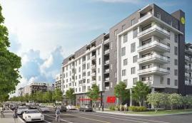 Studio / Bachelor Apartments for rent in Montreal (Downtown) at Unicité - Photo 01 - RentQuebecApartments – L401588