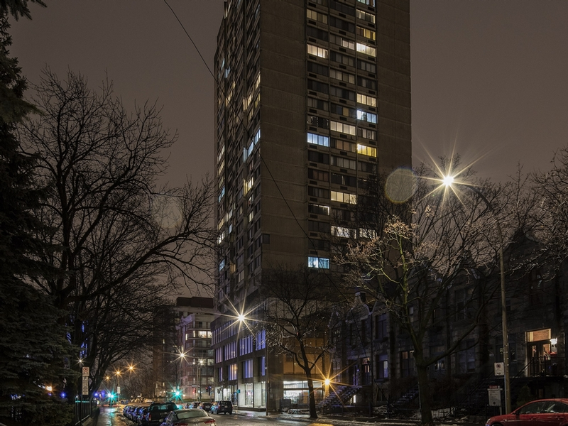 1 bedroom Apartments for rent in Montreal (Downtown) at Place Dorchester - Photo 04 - RentQuebecApartments – L401566