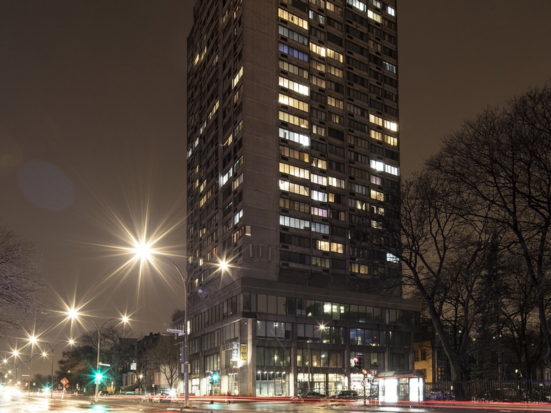 1 bedroom Apartments for rent in Montreal (Downtown) at Place Dorchester - Photo 01 - RentQuebecApartments – L401566