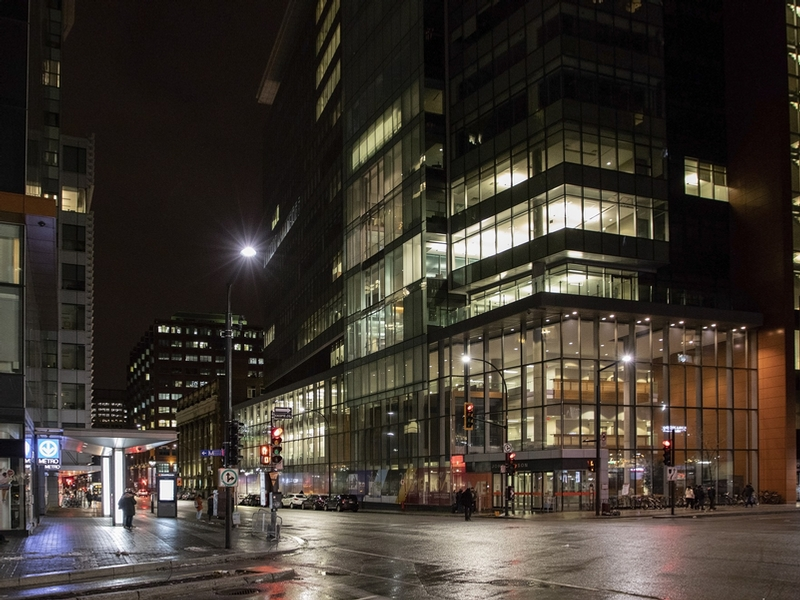 1 bedroom Apartments for rent in Montreal (Downtown) at Place Dorchester - Photo 02 - RentQuebecApartments – L401566
