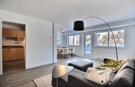 1 bedroom Apartments for rent in Saint Lambert at Projets Preville 2 - Photo 01 - RentQuebecApartments – L6181