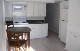 furnished 1 bedroom Apartments for rent in Montreal-East at Paul-Pau street - Photo 01 - RentQuebecApartments – L216502