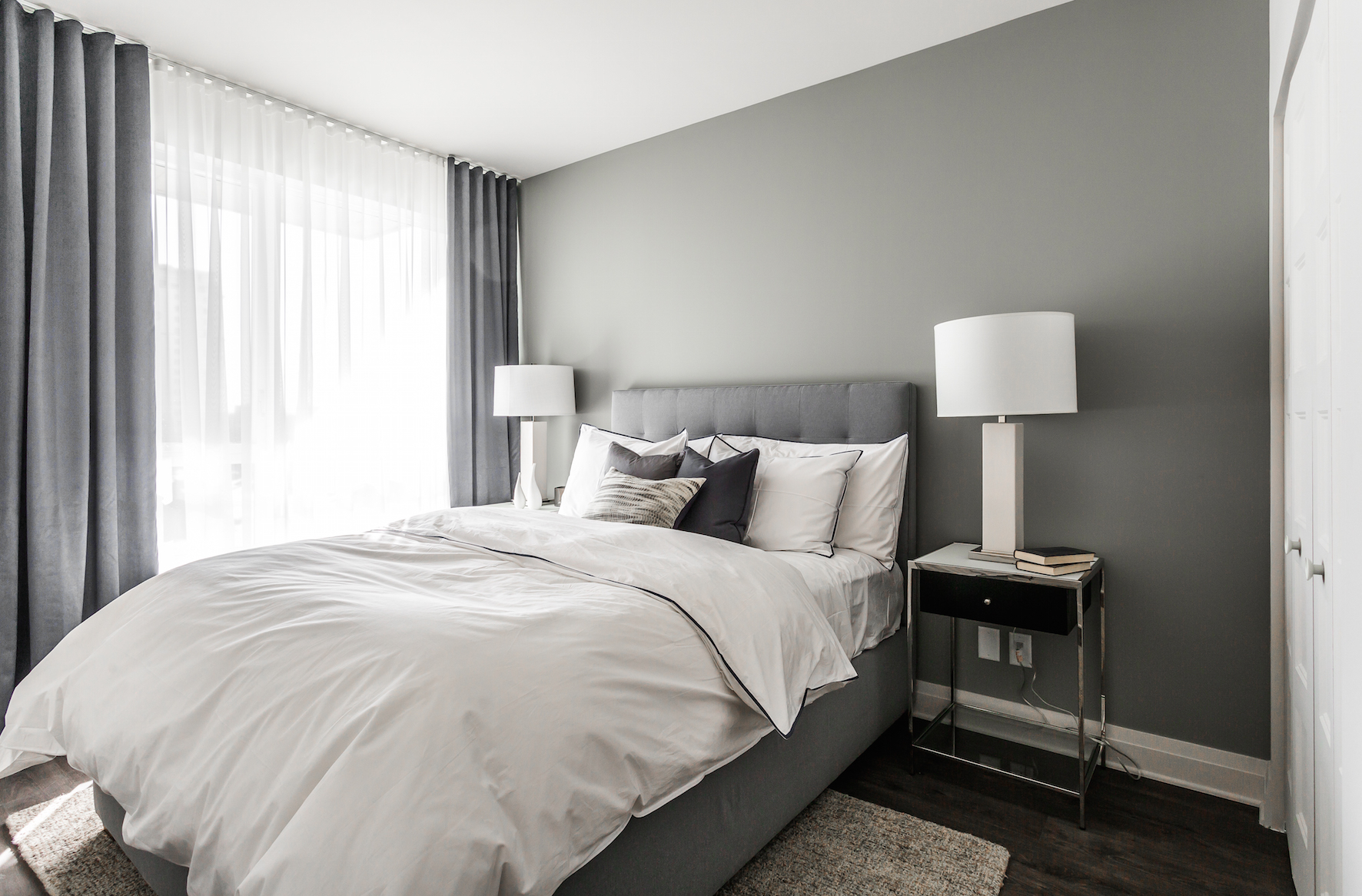 luxurious 1 bedroom Condos for rent in Cote-St-Luc at Collection Equinoxe - Marc Chagall - Photo 07 - RentQuebecApartments – L293821