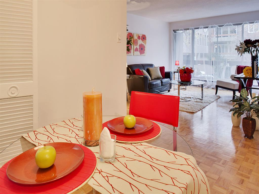 1 bedroom Apartments for rent in Cote-des-Neiges at Place Concorde - Photo 25 - RentQuebecApartments – L406445