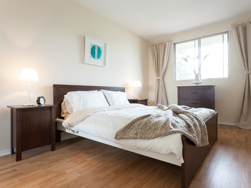 1 bedroom Apartments for rent in Laval at Habitations Des Chateaux - Photo 02 - RentQuebecApartments – L6067