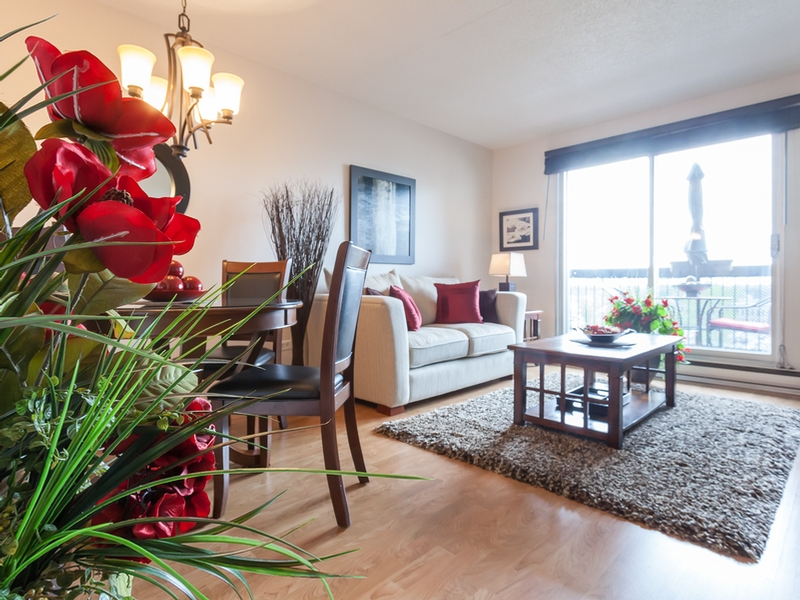 1 bedroom Apartments for rent in Laval at Habitations Des Chateaux - Photo 10 - RentQuebecApartments – L6067