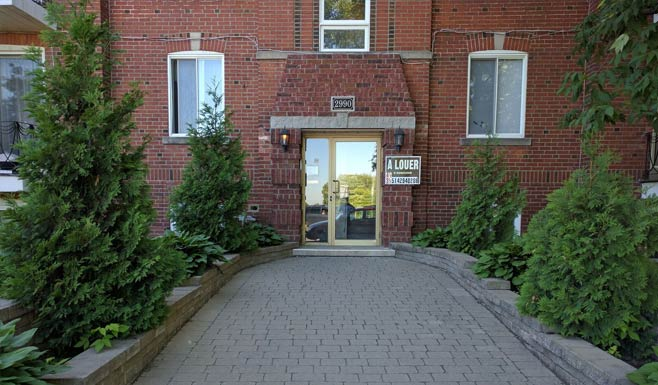 2 bedroom Apartments for rent in Cote-des-Neiges at 2990 Linton - Photo 01 - RentQuebecApartments – L9828