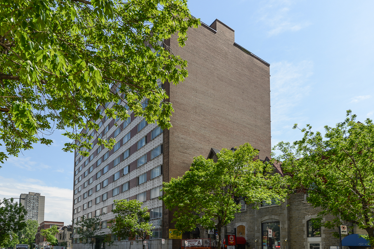 Studio / Bachelor Apartments for rent in Montreal (Downtown) at 1420 St Mathieu - Photo 16 - RentQuebecApartments – L1748