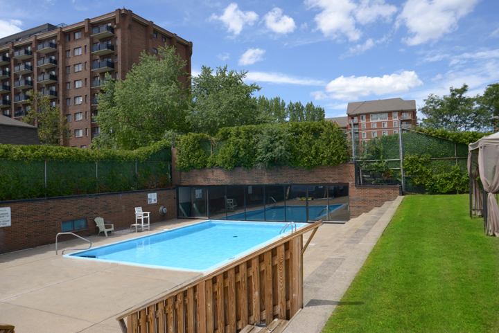 furnished 1 bedroom Apartments for rent in Pointe-Claire at Southwest One - Photo 09 - RentQuebecApartments – L7114