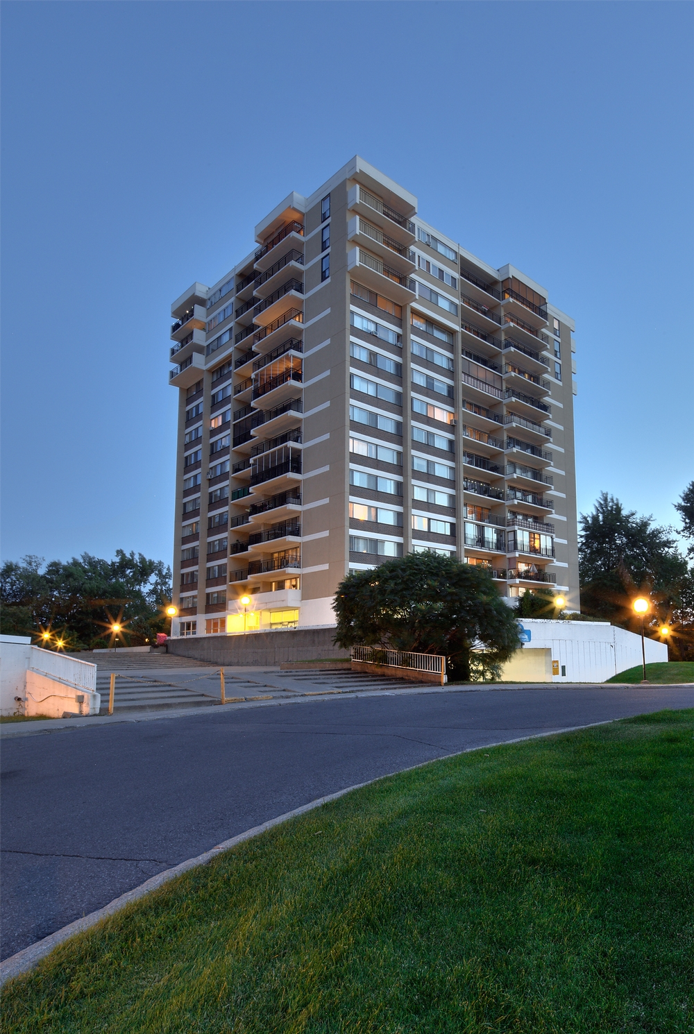 1 bedroom Apartments for rent in Laval at Havre des Iles - Photo 01 - RentQuebecApartments – L9525