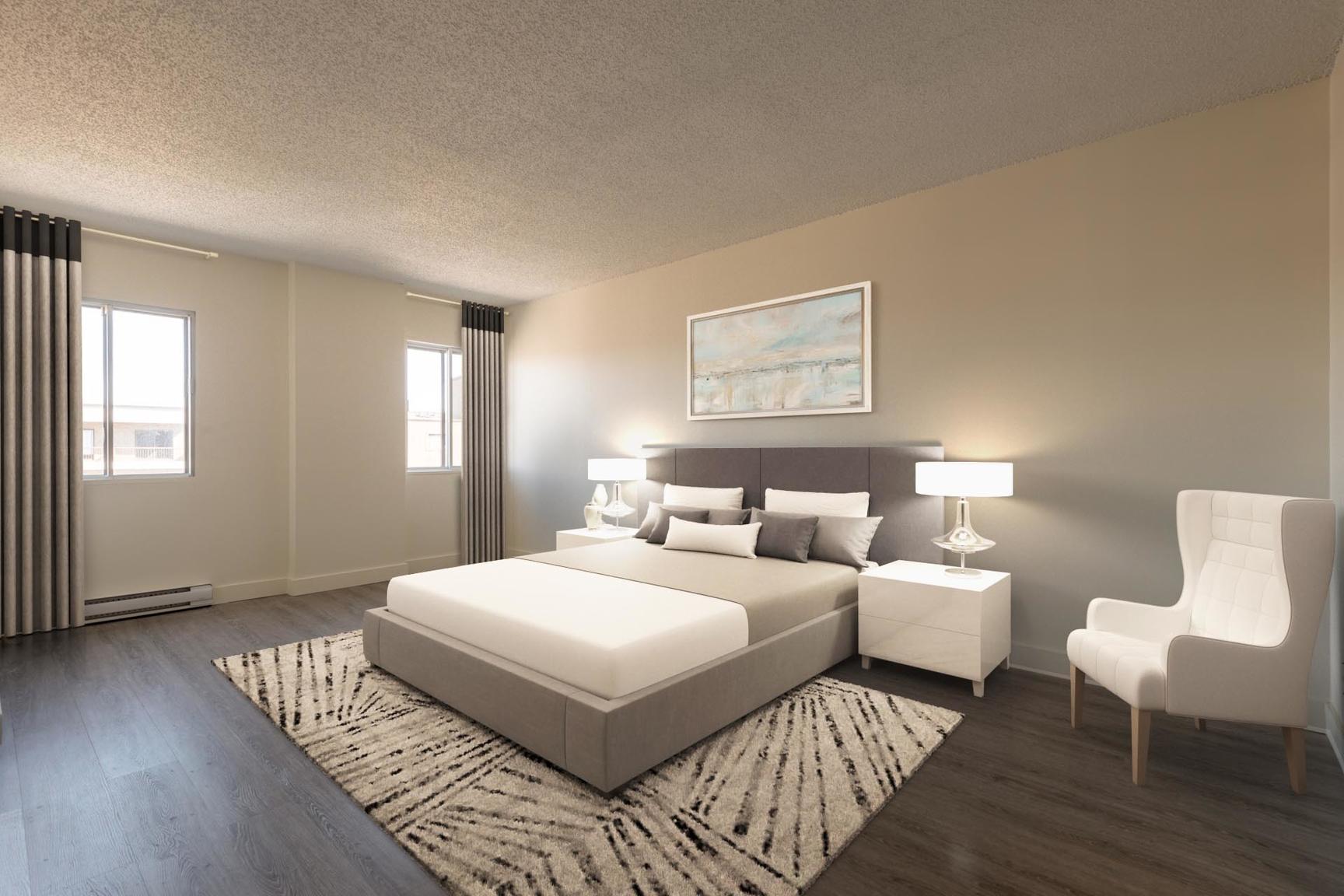 1 bedroom Apartments for rent in Ville St-Laurent - Bois-Franc at Complexe Deguire - Photo 11 - RentQuebecApartments – L407181