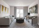 1 bedroom Apartments for rent in Ville St-Laurent - Bois-Franc at Complexe Deguire - Photo 01 - RentQuebecApartments – L407181